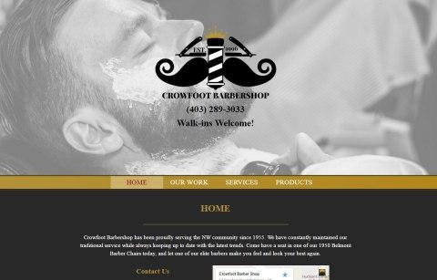 Crowfoot Barbershop