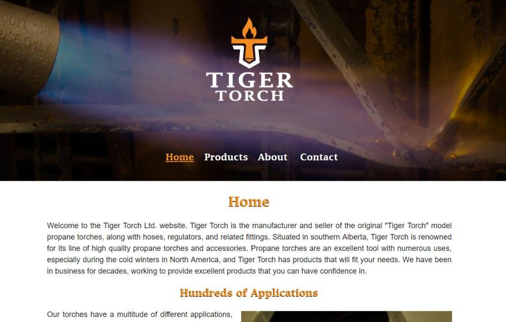 tigertorch
